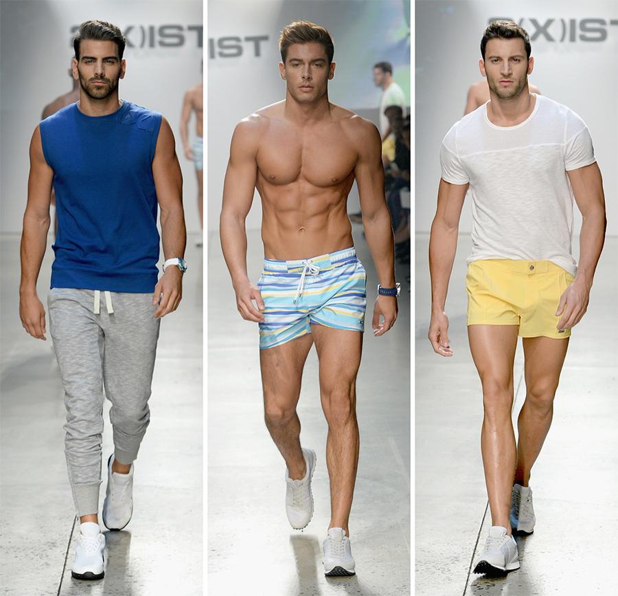 Стильная уличная мода на лето 2018-2019 года для парней и мужчин в футболках, майках, топах