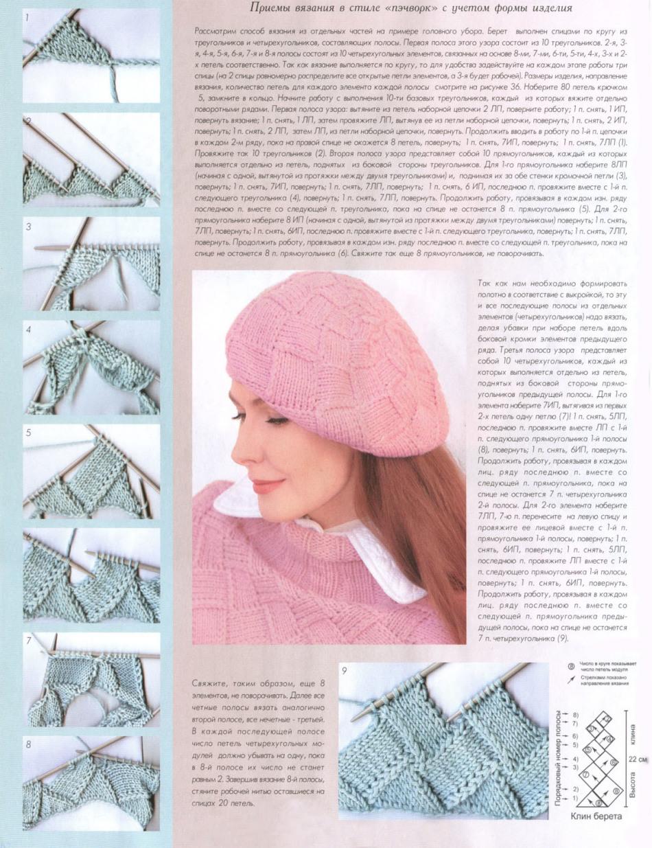 схемы вязания плетенки с описанием для мальчи