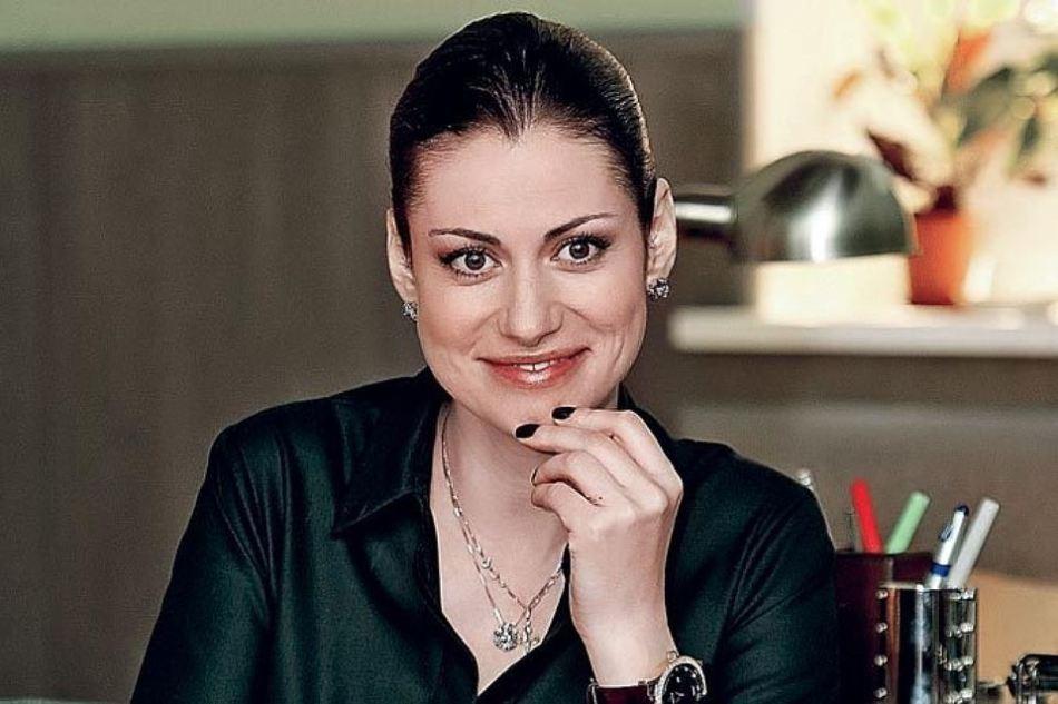 Голая Анна Ковальчук на откровенных эротических