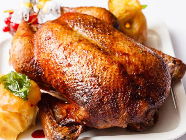 Вкусная утка в духовке рецепт в домашних условиях 618