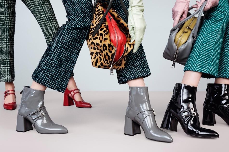 Модные фасоны ботинок