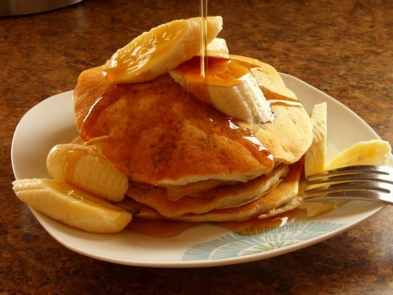 Оладьи из бананов рецепт без муки