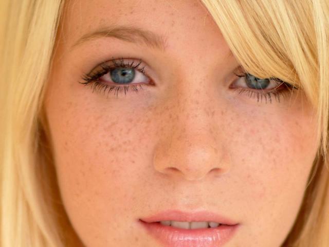 Как печень влияет на пигментные пятна лица