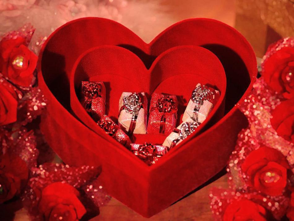 Подарки для любимого романтические 70