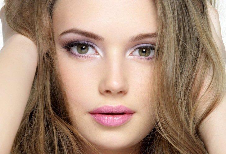 Естественный красивый макияж