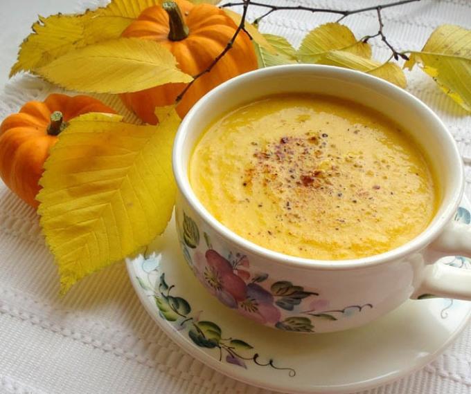 быстрый сырный суп рецепт с плавленным сыром