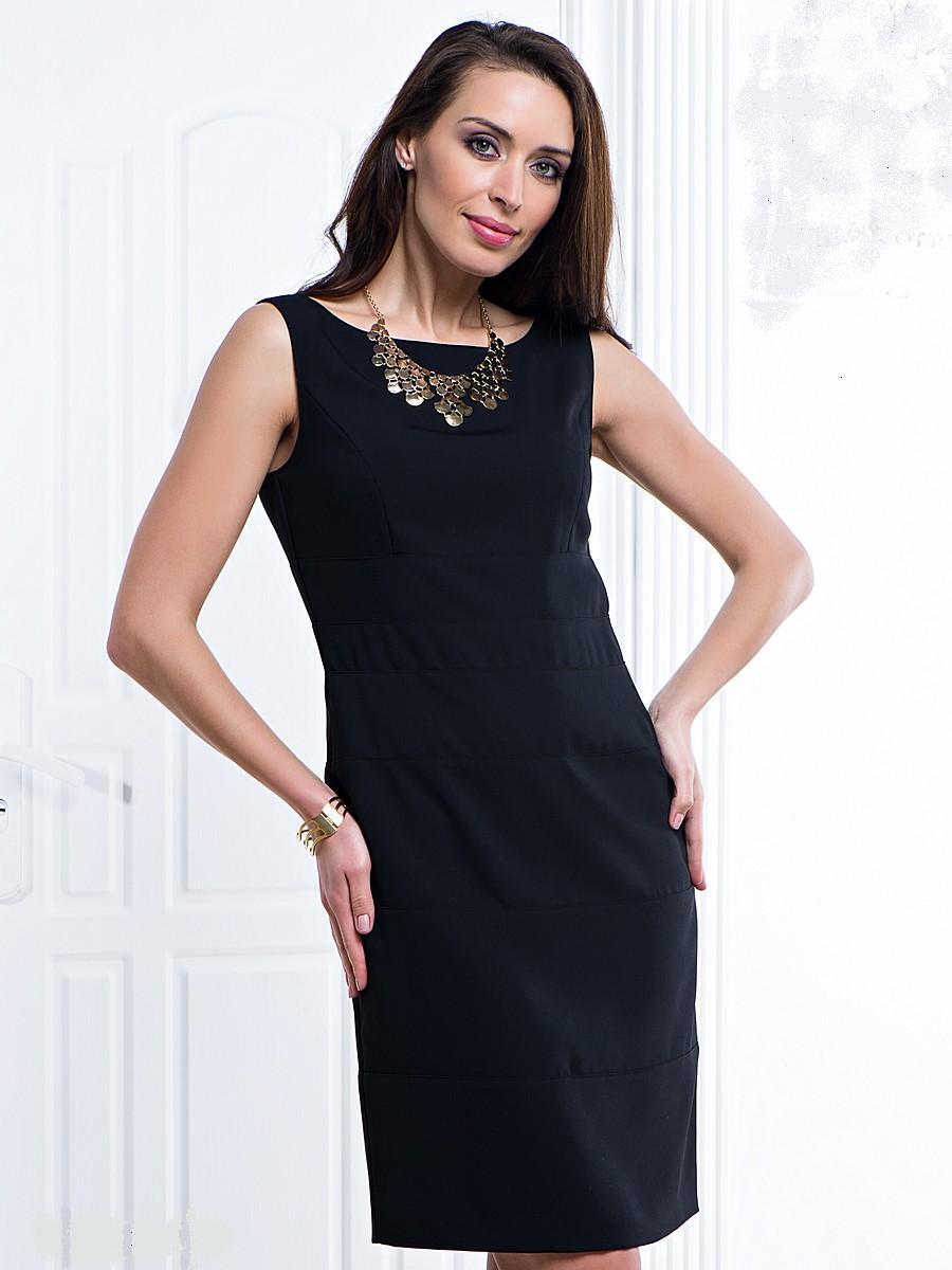 Бижутерия к черному платью с вырезом фото
