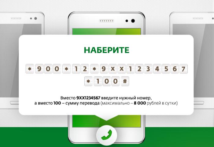 Как сделать перевод с телефона на телефон мегафон