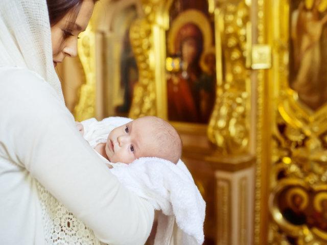 Почему беременной женщине нельзя крестить ребенка 72