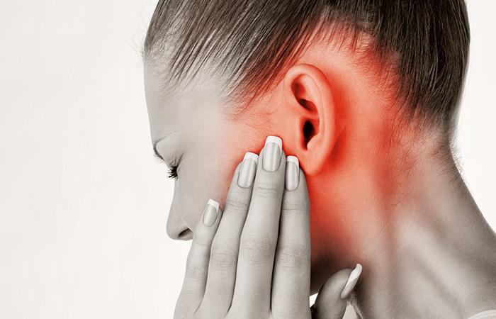 Болит сустав челюсти около уха: лечение