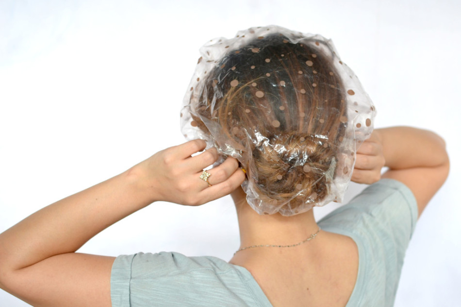 Маска от выпадения волос с луком и медом