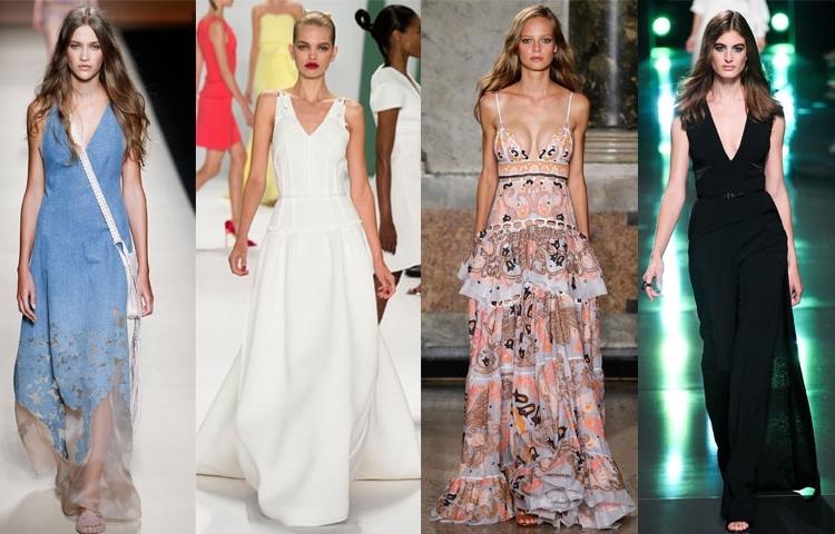Летние материалы для платье