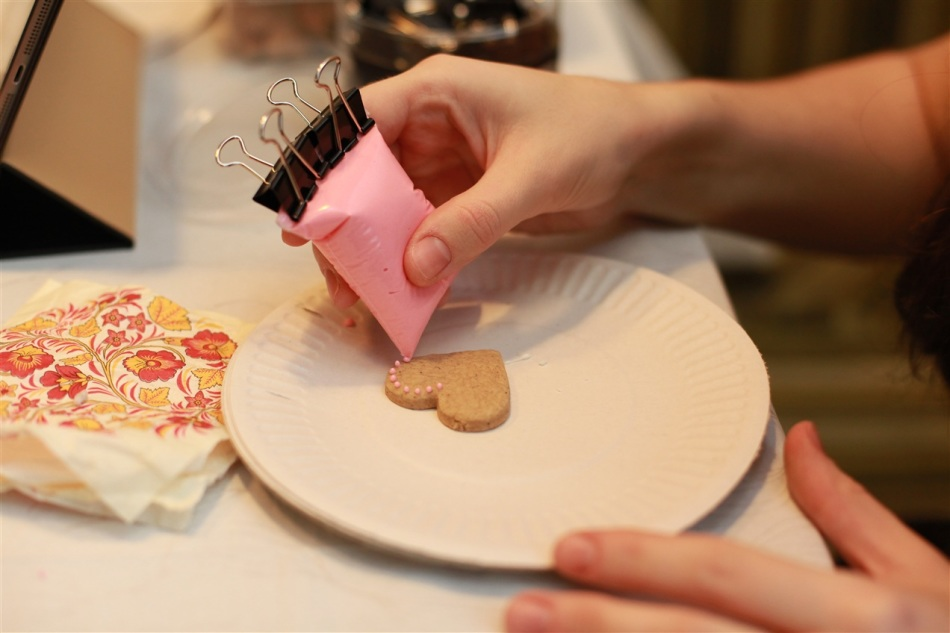 Пряники с глазурью расписные рецепт в домашних условиях