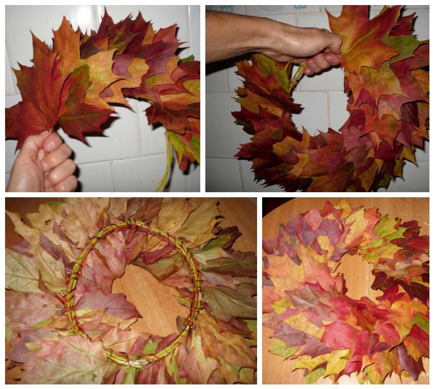Как сделать бумагу из листьев клена 1000