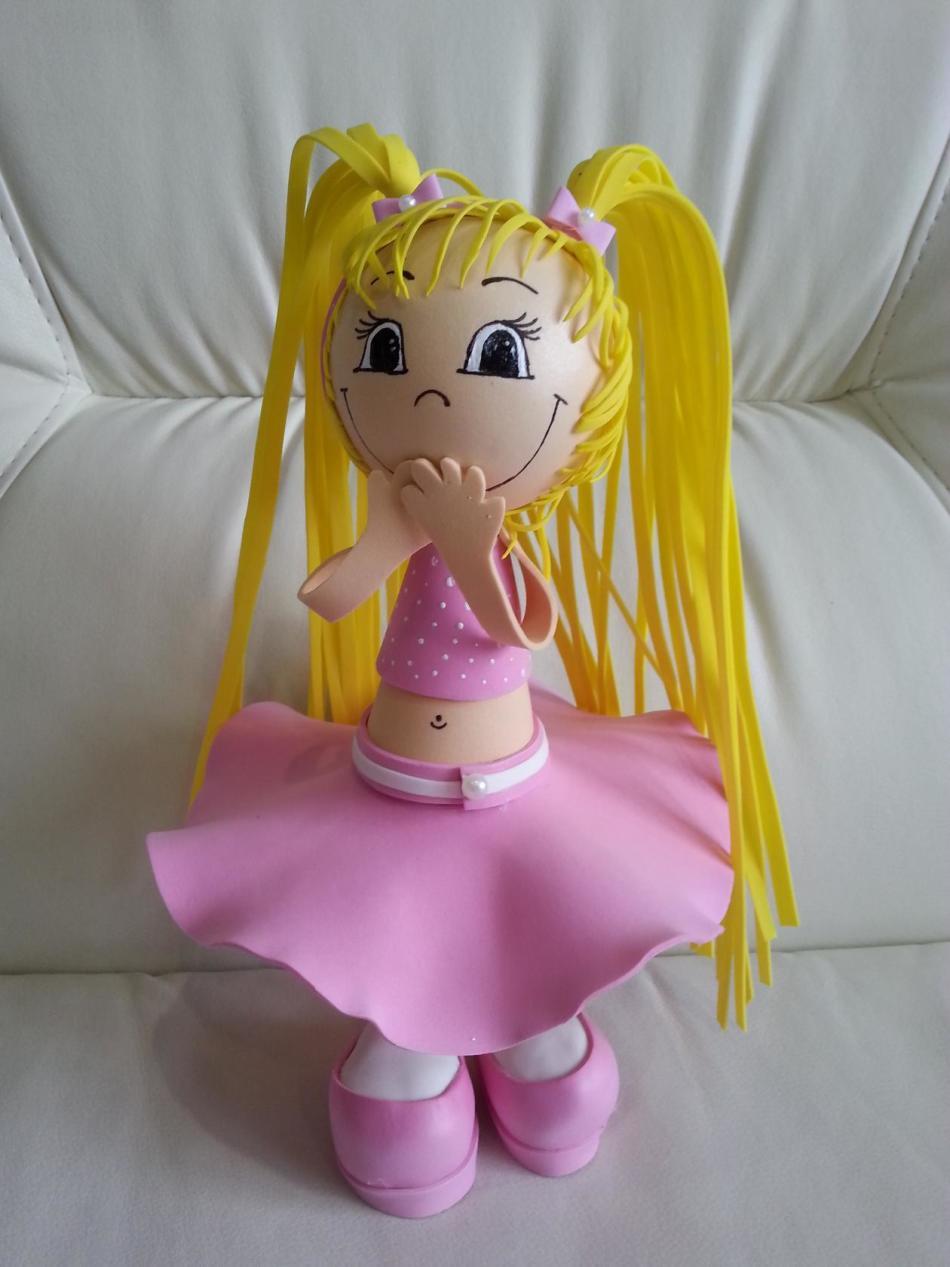 Кукол из фоамирана своими руками 813