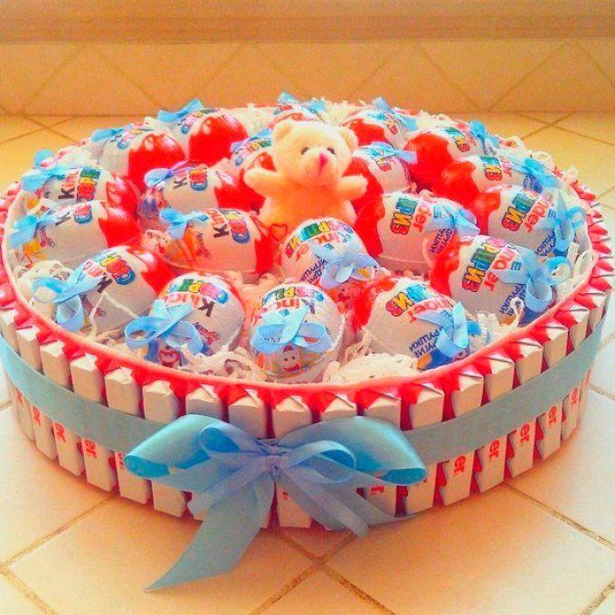 Торт для детей пошагово в домашних условиях фото 860