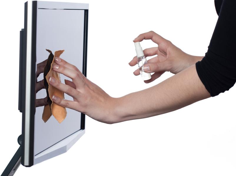 Монитор в домашних условиях