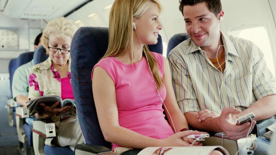 Полет на самолете на ранних сроках беременности