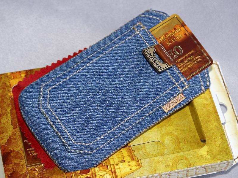 Чехол для телефона своими руками из джинсов 423