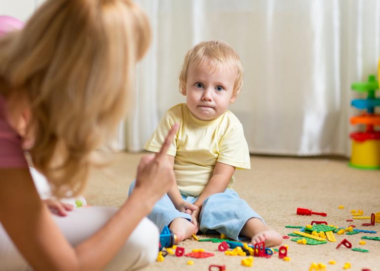 Что можно запрещать ребенку?