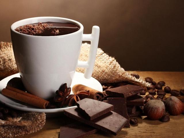 Сгущенка с какао в домашних условиях