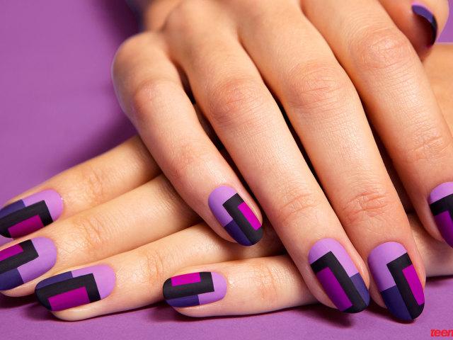 Дизайн натуральных ногтей: фото декора и украшений для 6