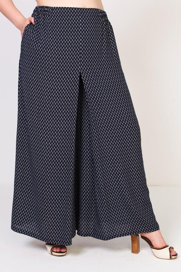 Как сшить юбку-брюки для полных женщин: модели, выкройки, фото