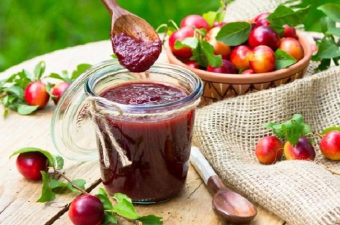 Ткемали из вишни рецепт