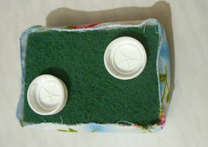 Как сшить игрушечную мягкую мебель – кровать для кукол, своими руками: шаг20