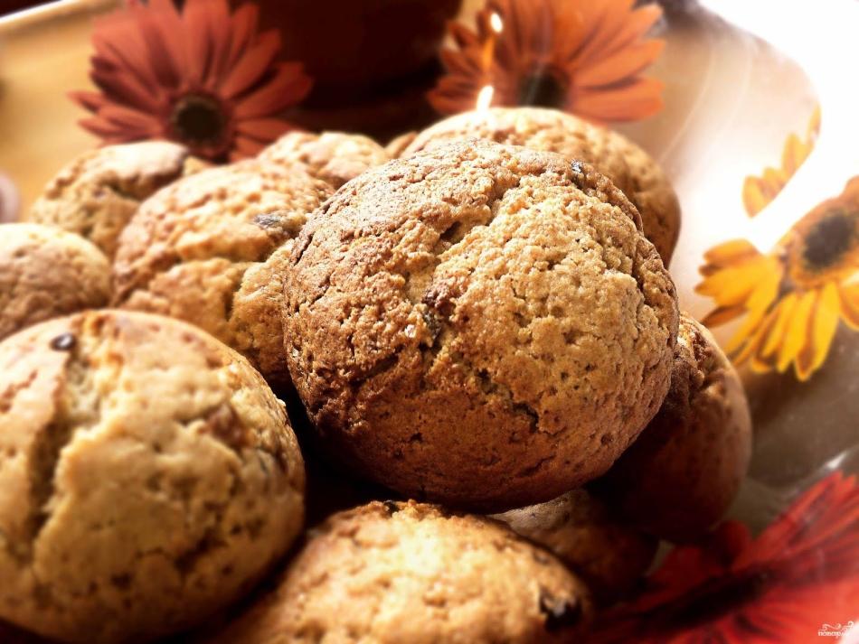 Печенье без сахара для детей 2 года рецепты