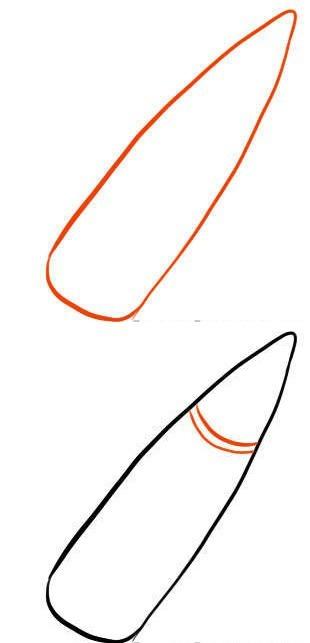 Как начать рисовать ракету
