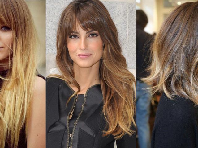 Чем отличается колорирование волос от мелирования