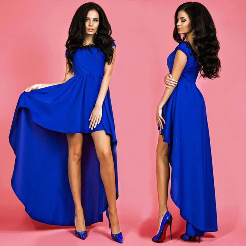 Во сне носить синее платье