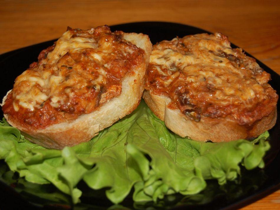 Рецепты бутербродов 2