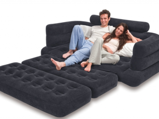 Ремонт надувных матрасов в домашний условиях