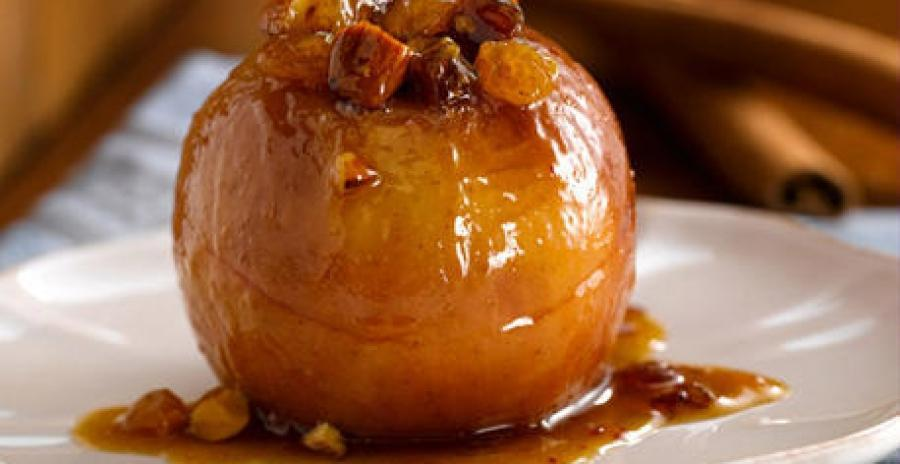 Как запечь яблоки с медом в духовке, микроволновке, мультиварке: простой рецепт