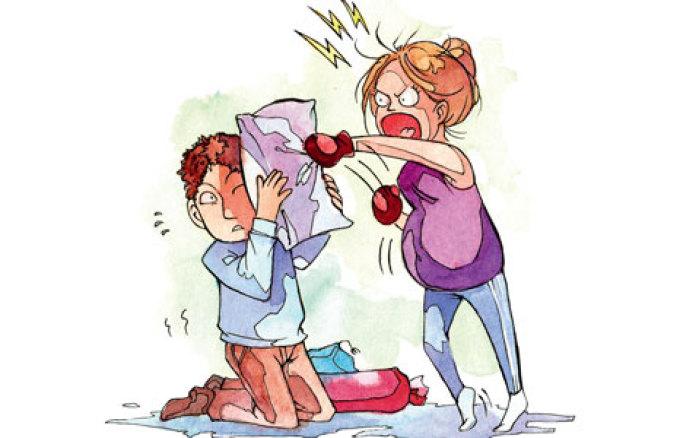 Беременная нет настроения