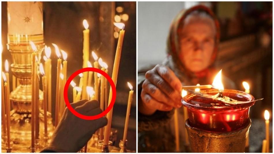 Для чего ведьмы ходят в церковь
