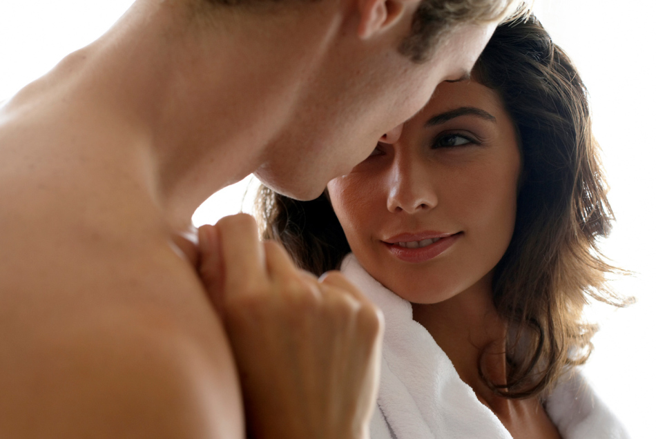 Сжиматься от оргазма