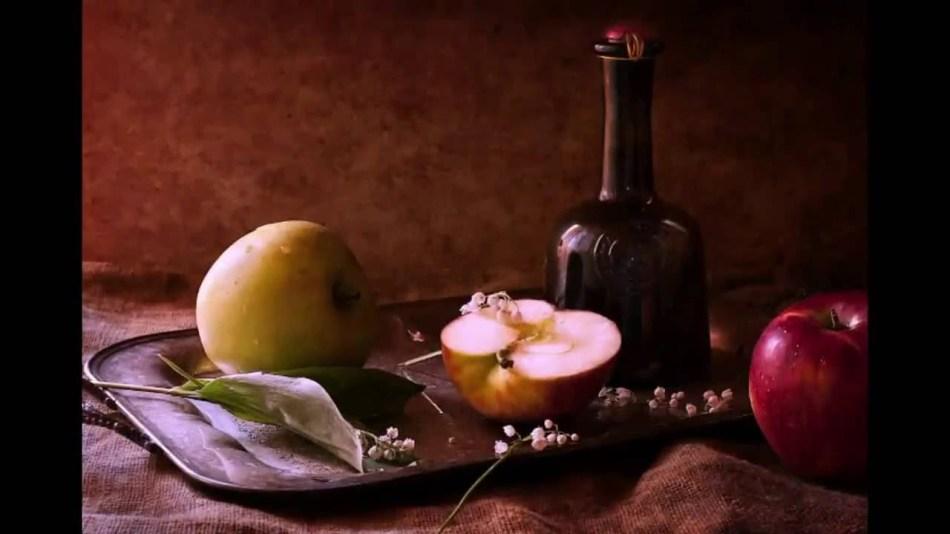 Полусладкое яблочное вино