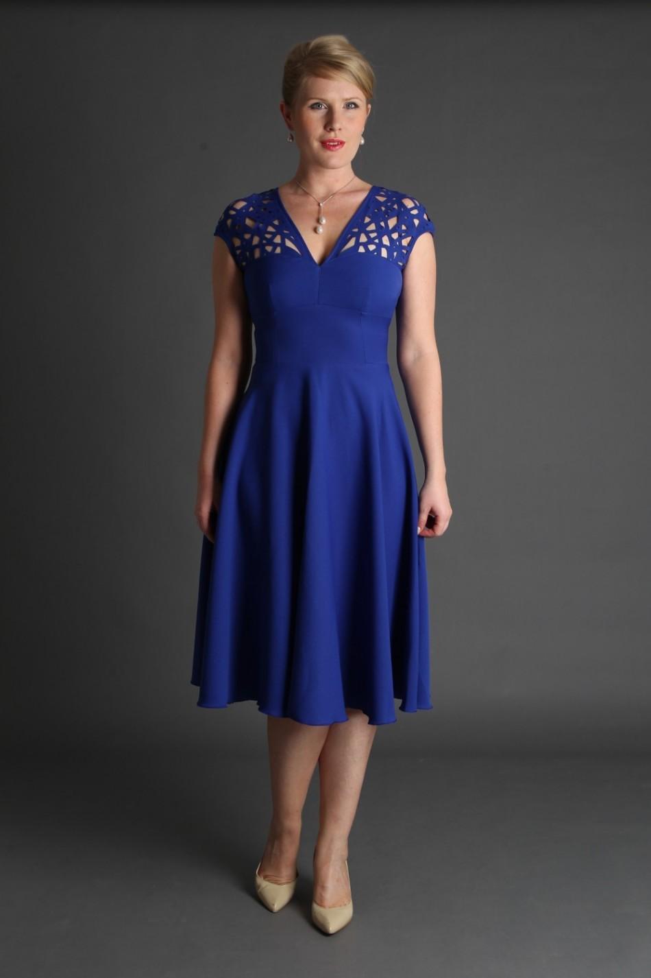 Платье для мамы жениха на свадьбу - вечерние модели