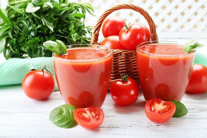 Можно пить томатный при диабете