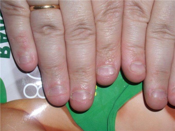 У кого самые страшные ногти в мире? Страшные рисунки на 72