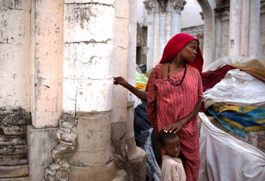 Жизнь в сомали