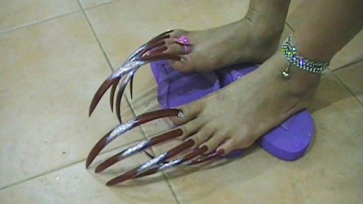 Черно-красный дизайн ногтей фото 2018 новые варианты 71