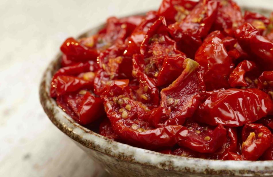 Как делать вяленые помидоры