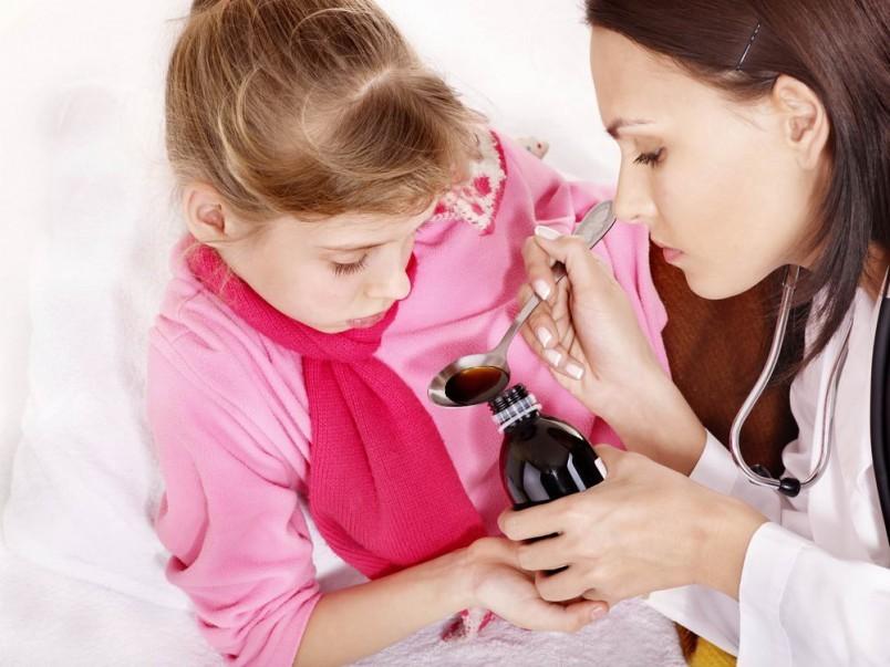 Как лечить начинающийся кашель у ребенка 5 лет