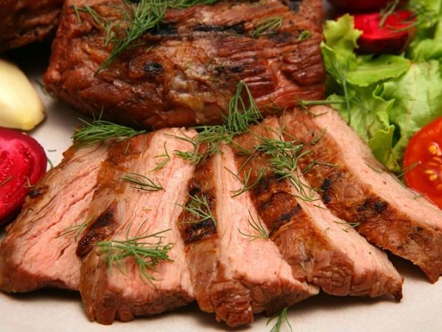 свинина в духовке под шубой рецепт с фото