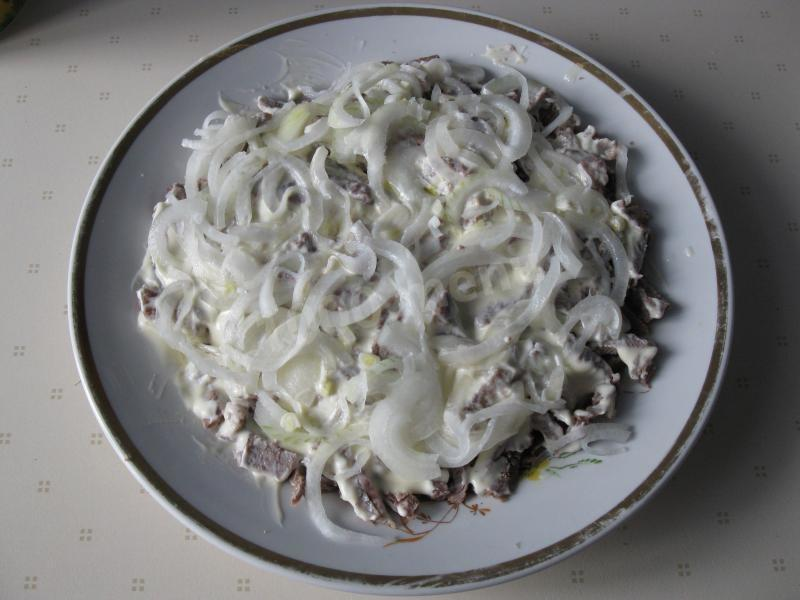 салат мужские грезы с гранатом рецепт с фото