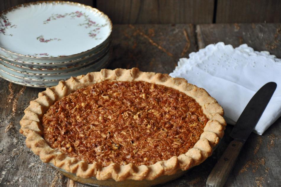 Выпечка с грецкими орехами рецепты с фото